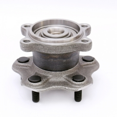 FKG 512201 Rear Wheel Hub and Bearing Assembly For (5 Lugs) Nissan 2002-2006 Altima / 2004-2008 Maxima / 2004-2009 Quest