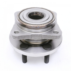 FKG 513109 Front Wheel Bearing fit for 1990-1996 Dodge Dakota 4WD Only, Rear Wheel Bearing Fit for 1992-1996 Dodge Viper, 6 Lugs