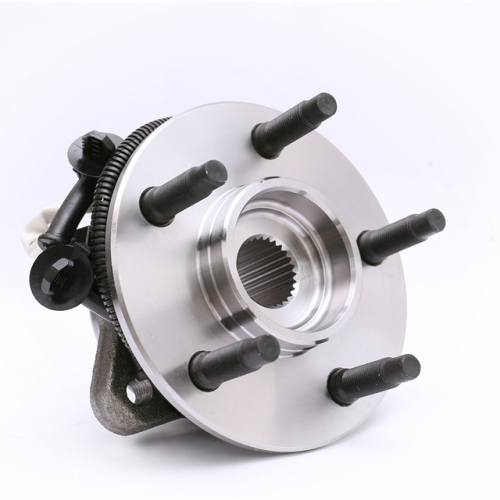 FKG 515013 (4WD Only) Front Wheel Bearing Hub Assembly fit for 2001-2002 Ford Ranger, 2001-2002 Mazda B3000, 2001-2002 Mazda B4000