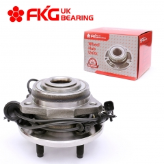 FKG 513177 Front Right Side Wheel Bearing Hub Assembly fit for 2002-2007 Jeep Liberty 5 Lugs W/ABS