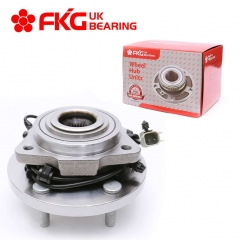 FKG 513234 Front Wheel Bearing Hub Assembly for 2006-2010 Jeep Commander (4WD,RWD), 2005-2010 Jeep Grand Cherokee (4WD,RWD) 5 Lugs W/ABS