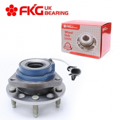 FKG 513179 (FWD Only) Front Wheel Bearing Hub Assembly for Chevy Impala Venture Monte Carlo, Buick Century Regal, Cadillac Seville, Oldsmobile Intrigu