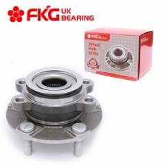 FKG 513298 Front Wheel Bearing Hub Assembly For 2008-2013 Nissan Rogue, 2014 Nissan Rogue Select, 2007-2012 Nissan Sentra 2.5L 4Cyl L, 5 Lugs