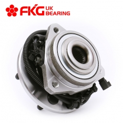 FKG 513176 Front Left Side Wheel Bearing Hub Assembly fit for 2002-2007 Jeep Liberty 5 Lugs W/ABS