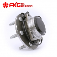 FKG 515054 (2WD ONLY) Front Wheel Bearing Hub Assembly for 2000 - 2006 GMC Yukon XL 1500 , 6 Lugs W/ABS
