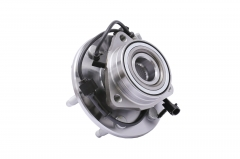 FKG 515036 Front Wheel Bearing Hub Assembly for 2000 - 2006 Chevy Suburban 150, 6 lugs W/ABS (4WD Only)