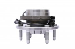 FKG 515036 Front Wheel Bearing Hub Assembly for Chevy Avalanche Express 1500 Tahoe Silverado 1500, GMC Yukon Sierra Savana 1500, Cadillac Escalade (EXT), 6 lugs W/ABS (4WD Only)